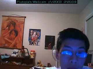 Plutopia's WebCam.